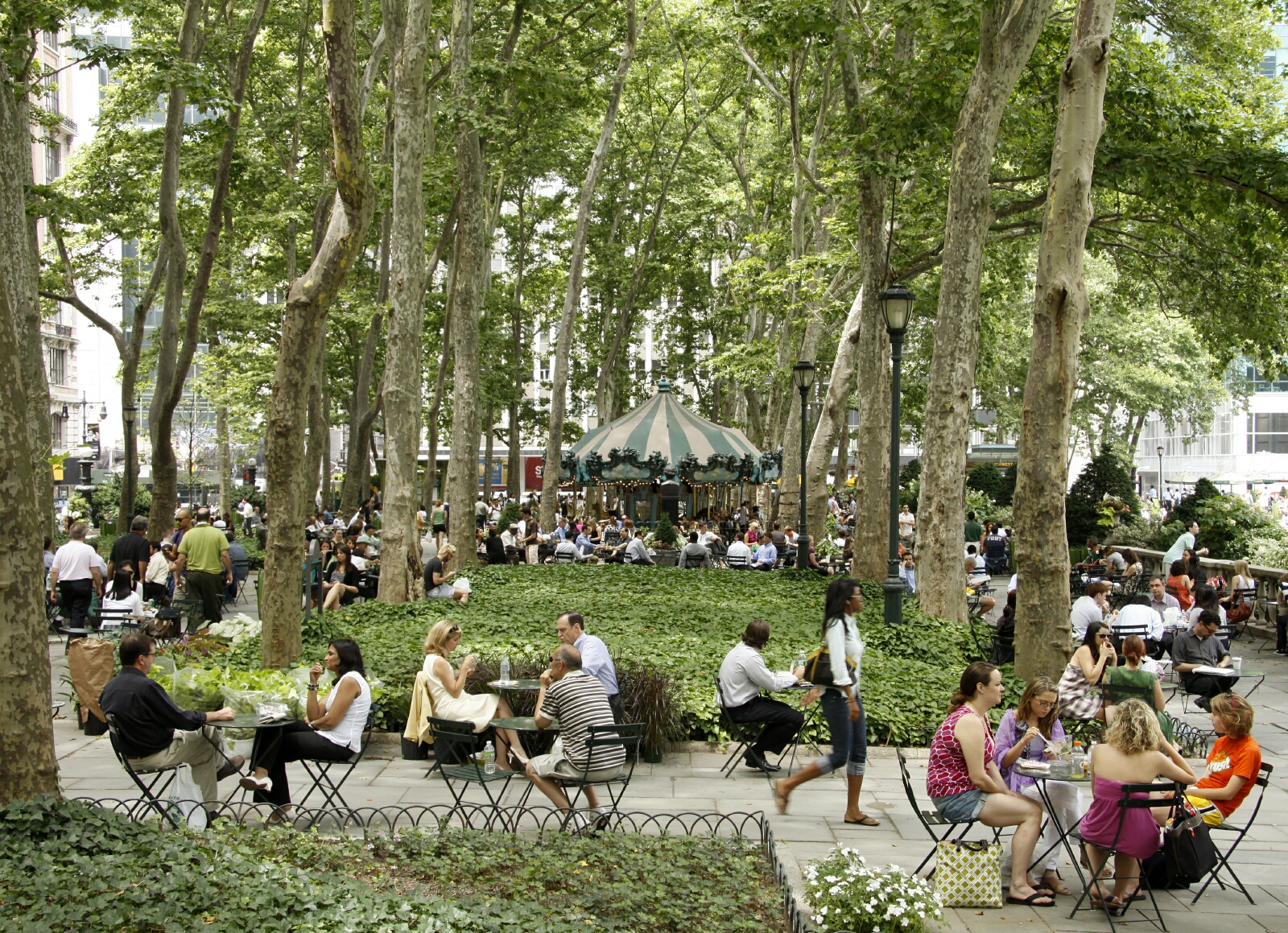 Check Out All The Fun Things To See And Do At Bryant Park